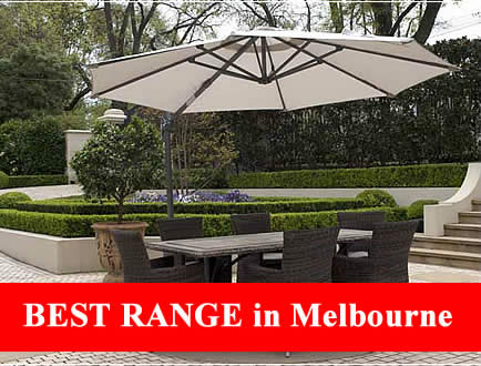 Patio Umbrellas Melbourne Cantilever Umbrellas Melbourne